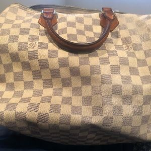 Handbags - Authentic Louis Vuitton Speedy 35